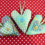 Christmas Heart Decorations